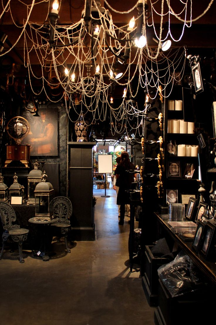 i wish we had this store here all year rogers garden i would clip gothic halloweenideas - Halloween Light Ideas