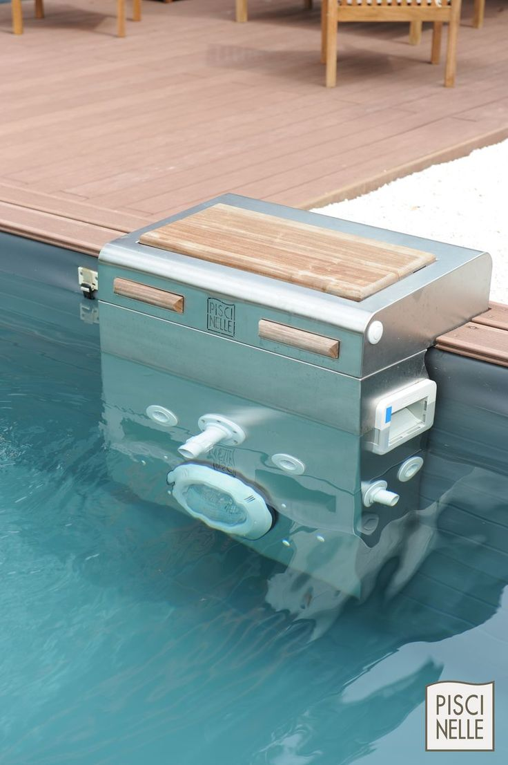 17 meilleures id es propos de piscine inox sur pinterest vis bois pergola en aluminium et. Black Bedroom Furniture Sets. Home Design Ideas
