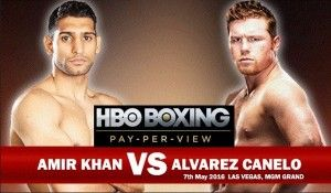 Canelo Alvarez vs Amir Khan Live Stream HBO PPV Boxing Watch Online HD TV Coverage. It's the first week of May, which means that it's time for one of the pr