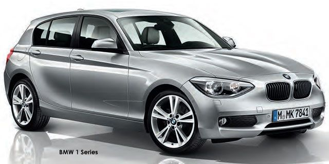 BMW 1 Series   http://www.cars4sa.co.za/new-cars/BMW