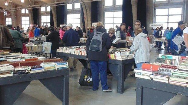 La Biblio-vente de la Zone portuaire de Chicoutimi, c'est bientôt! | Saguenay-Lac-St-Jean - Néomedia