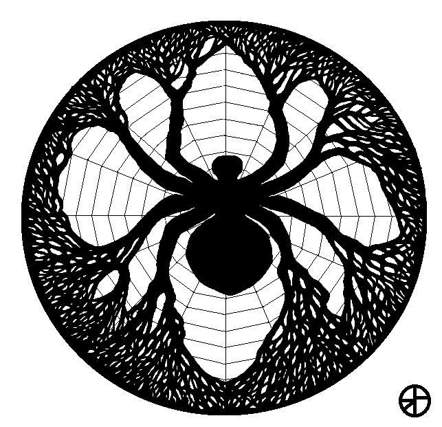 Дерево - паук