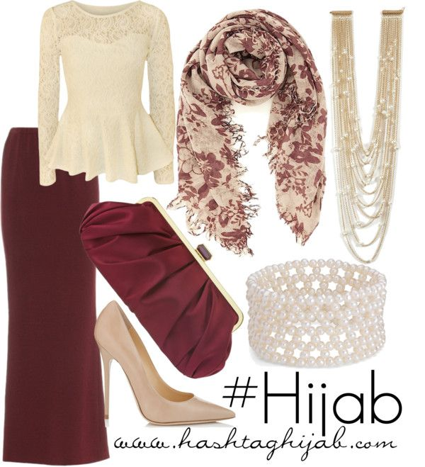 Dont practice hijab but this is cute and modest minus the bling :p