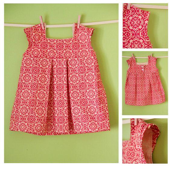 cute dress pattern.  not free