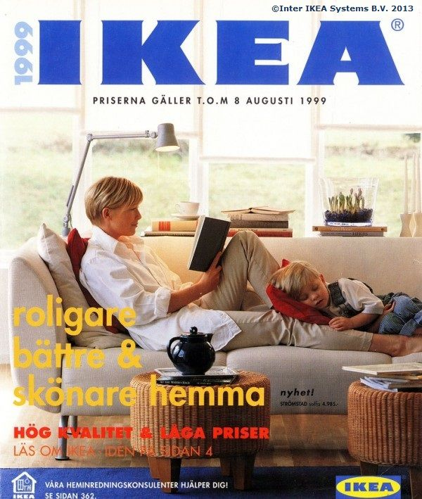 Coperta Catalogului IKEA 1999. 56 best Catalogul IKEA 1951   2006 images on Pinterest