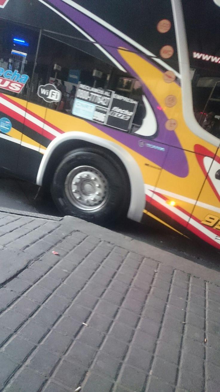 Flechabus 9906 #Mendoza-retiro