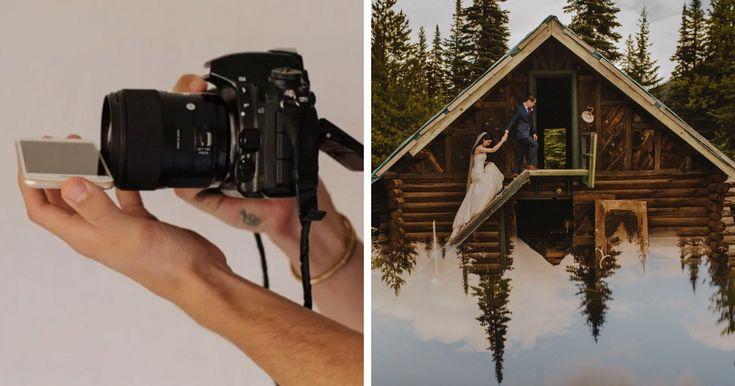 Hochzeitsfotograf teilt einen lächerlich einfachen Fotografie-Trick und die Ergebnisse sind atemberaubend