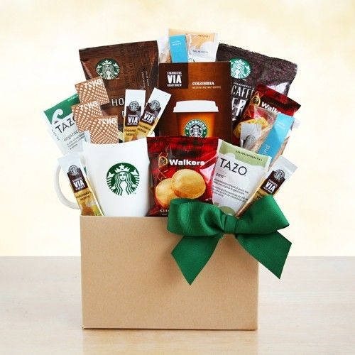 47 best corporate gifts thank you employee realtor gift baskets give thanks with starbucks basket tude gift baskets with attitude this natural kraft solutioingenieria Image collections