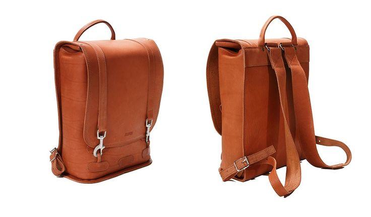 MONOQI | Backpack - Brown Kasperi 295,-