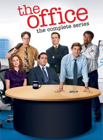 The Office: The Complete Series: Amazon.ca: Steve Carell, Rainn Wilson, Jenna Fischer, John Krasinski, B.J. Novakl, Mindy Kaling: DVD