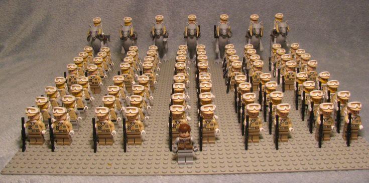 Lego star wars hoth rebel army lego pinterest war lego star wars and lego - Lego star wars base droide ...