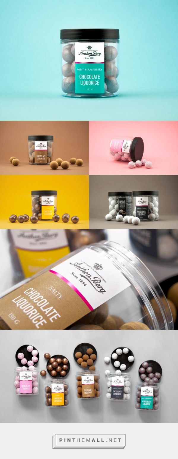 Anthon Berg - Chocolate Treasures by IDna Group