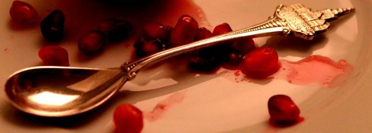 Spoon, Berries, Food photography