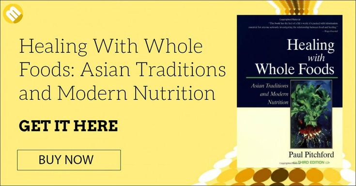 There aren't a lot of books that focus on Asian traditions and modern nutrition, which is why this book is a great reference for people who are interested in holistic medicine. Pitchford reminds his readers that plenty of the essential nutrients that we need can be found in whole food. He accurately details several Asian traditions in medicine and tradition throughout his book.