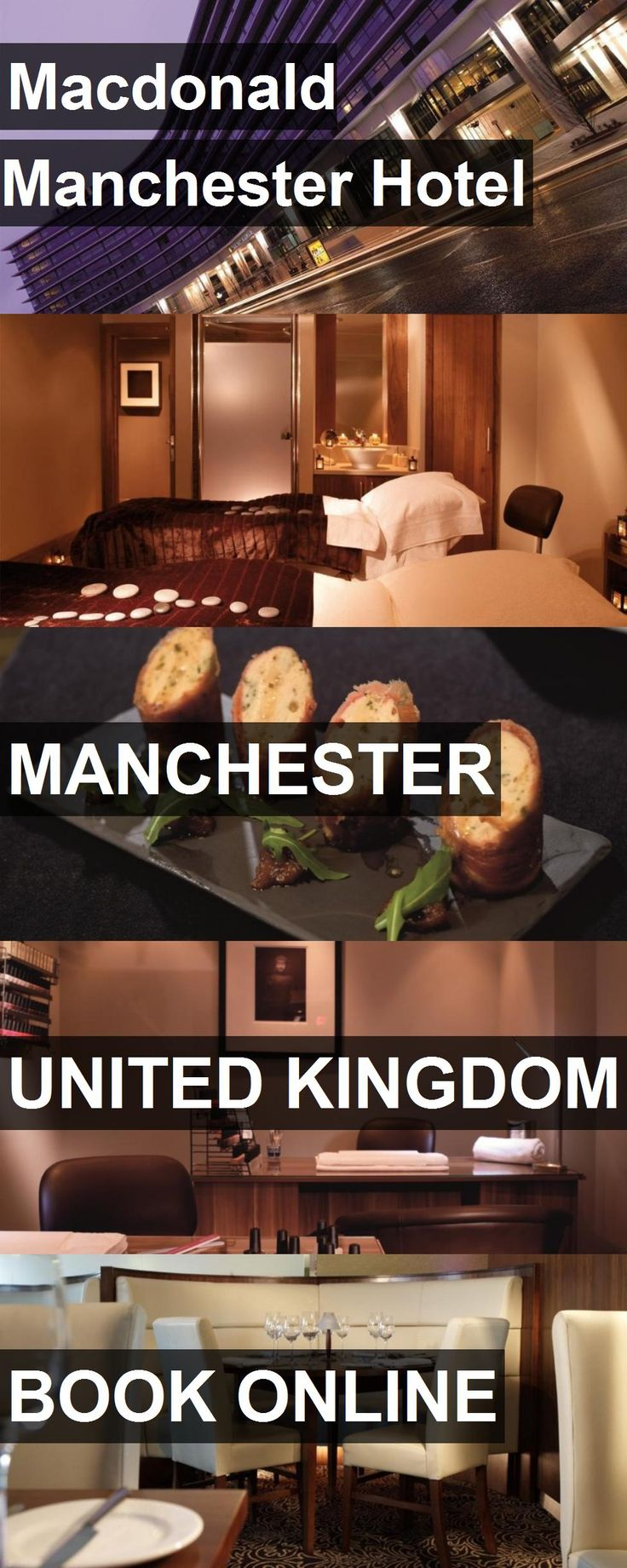 Macdonald Manchester Hotel in Manchester, United Kingdom. For more information, photos, reviews and best prices please follow the link. #UnitedKingdom #Manchester #travel #vacation #hotel
