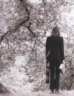 """I don't like it at home,"" he told his mother, ""but I can't bear it anywhere else."" NICK DRAKE"