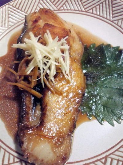 焼カレイの煮付け by みきさん   レシピブログ - 料理ブログのレシピ満載!