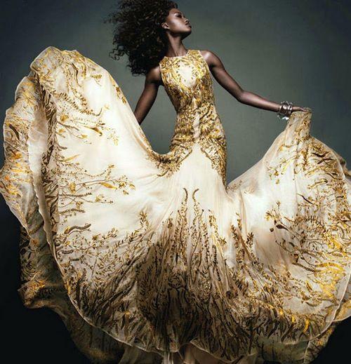 Alexander McQueen poursuite-de-mon-bonheur: Stunningly beautiful..