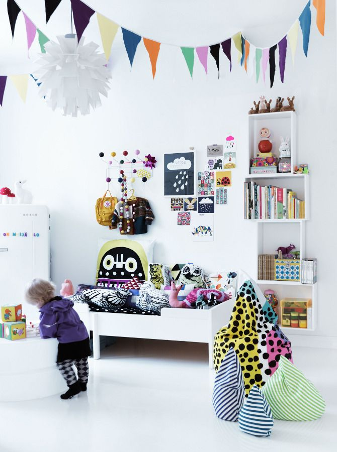 Fun kids room:)