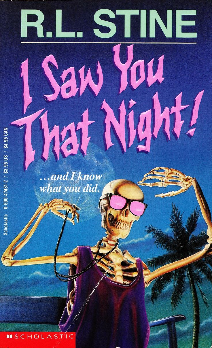 18 best R.L. Stine Point Horror images on Pinterest