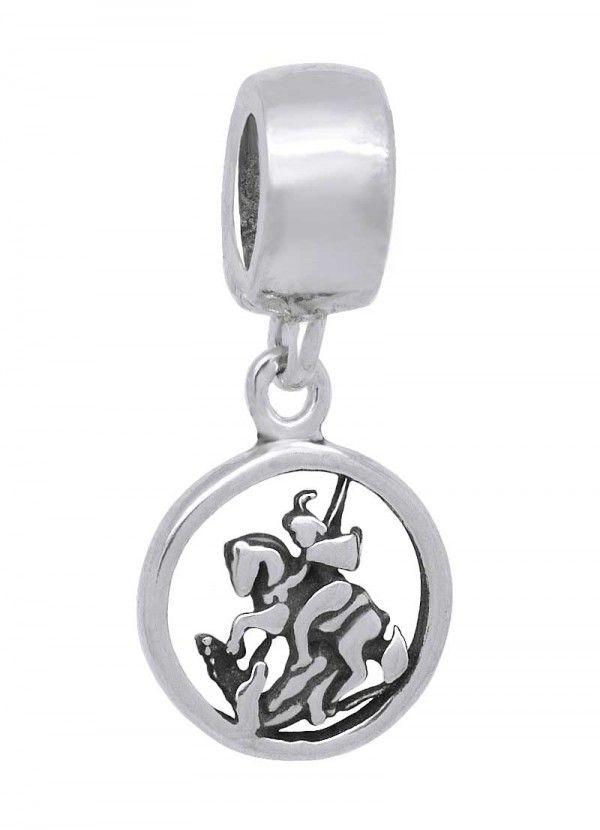 d5b4e952977 Berloques Prata e Joias - Comprar Berloque em Prata Berloque de prata  Medalha de