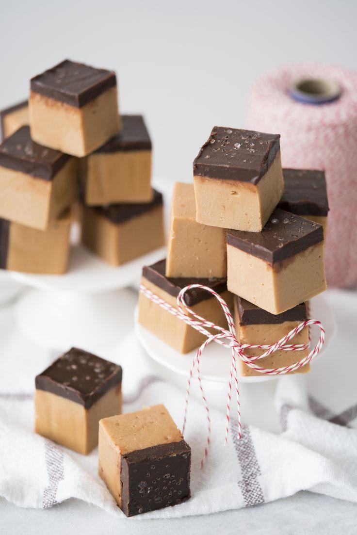 Fudge de Caramelo Salgado | Vídeos e Receitas de Sobremesas