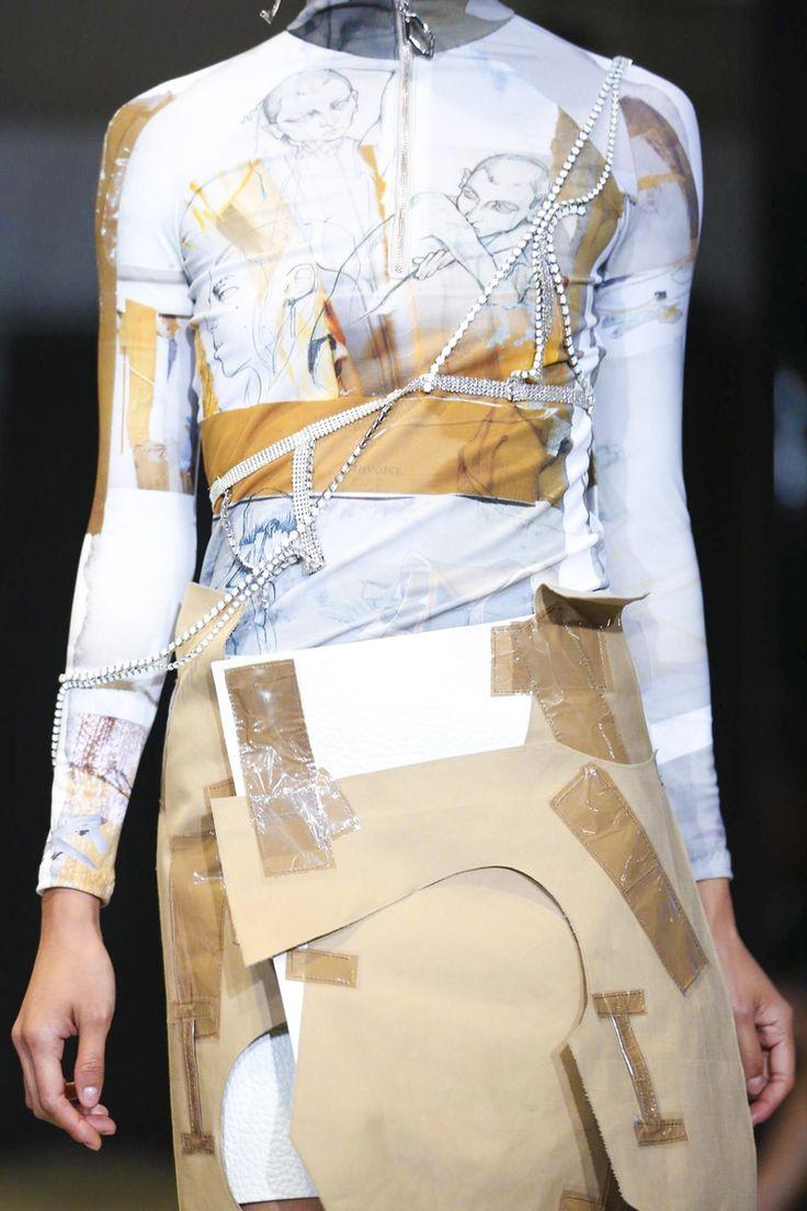 Anne Sofie Madsen Women Fashion Show Ready to Wear Collection Spring Summer 2017 in Paris