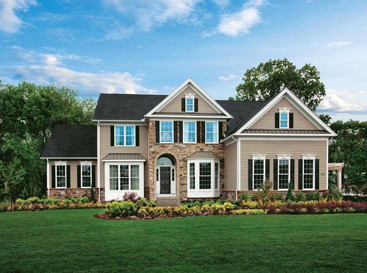 Columbia Country Manor at Estates at Bamm Hollow  New Jersey. 90 best Homes  The North images on Pinterest