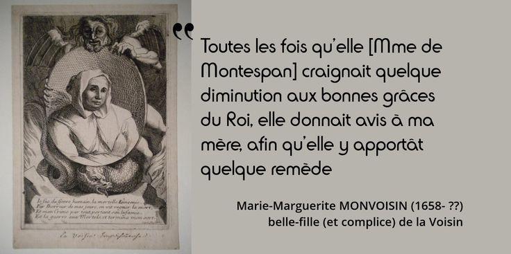 C'est l'Affaire des Poisons. Louis XIV est horrifié : sa maîtresse lui aurait fait absorber des filtres ! d'amour