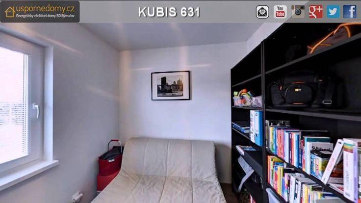 Kubis 631 podkrovní dům RD Rýmařov virtuální prohlídka