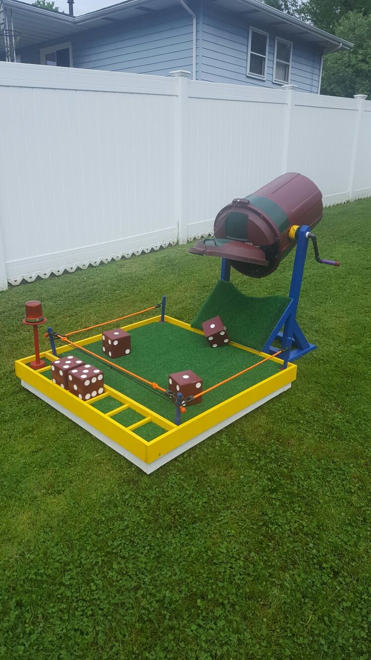 Very Cool Tailgating Game Idea.