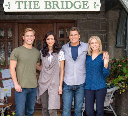"""Its a Wonderful Movie - Your Guide to Family Movies on TV: Hallmark Channel Presents """"Karen Kingsbury's The Bridge"""""""