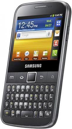 Electronic Bazaar NZ Offers Best Samsung Galaxy Y Pro B5510 Unlocked Phone