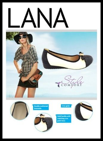 Lana are a easy to wear, go anywhere shoe with a small wedge for added comfort. Available in black and white and via our wholesale website. Interstate and international inquiries all welcome.