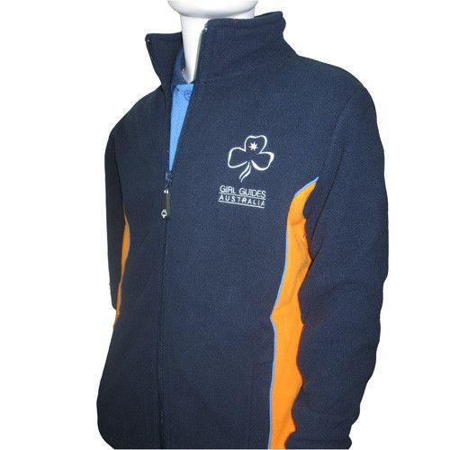Youth Uniform Fleece Jacket