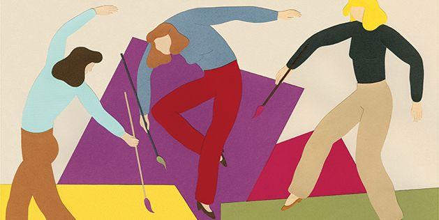 """Spaziob**k e Fatatrac presentano sabato 27 febbraio alle 18 GLI ALBI ILLUSTRATI D'ARTE PER BAMBINI con Cristina Amodeo (illustratrice), Mauro Bellei (illustratore) e Debbie Bibo (agente di albi illustrati) – coordina Marta Sironi (storica dell'illustrazione) """"Mentre le forbici correvanosul foglio, fantasticò su come deve sentirsi un uccello quando vola. E mentre ritagliava, Matisse si sentì …"""