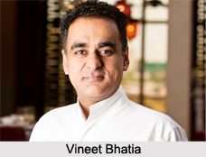 Vineet Bhatia is the first Indian Chef to receive Michelin star. To know more visit: #Chef #Recipe #Food