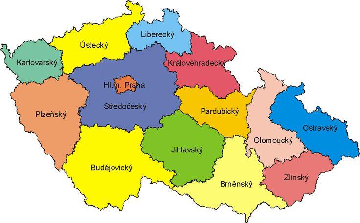 kraje české republiky - Hledat Googlem