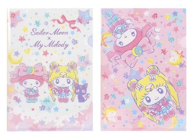 "Crunchyroll - ""Sailor Moon"" x ""My Melody"" Collaboration Items Go on Sale in August"