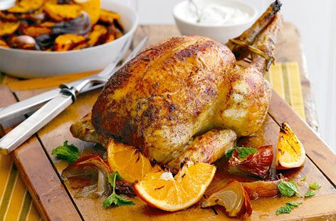 If you're after an alternative roast, have a go at this Indian-spiced Chicken…