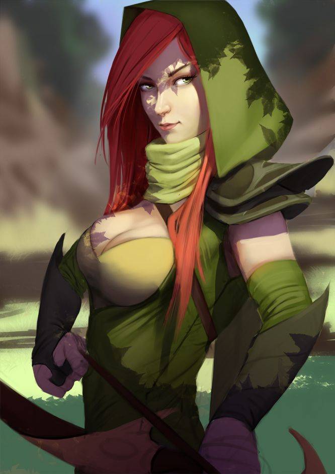 Some Dota fanarts, considering doing a few more, not sure who though... ------------------------- **Commissions info, Click here for more details.** My Portfolio|My Tumblr|&...