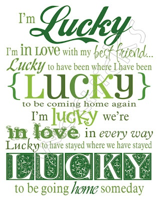 I am the lucky one: I M Lucky, Music, Jason Mraz Lucky, Lucky Jason, Quote, Songs, Things, Song Lyrics