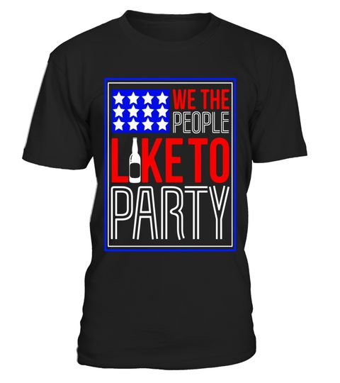 "# American We The People Like To Party T-shirt Flag Day .  Special Offer, not available in shops      Comes in a variety of styles and colours      Buy yours now before it is too late!      Secured payment via Visa / Mastercard / Amex / PayPal      How to place an order            Choose the model from the drop-down menu      Click on ""Buy it now""      Choose the size and the quantity      Add your delivery address and bank details      And that's it!      Tags: Perfect gifts for American…"