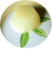 Budino al limone ingredienti: