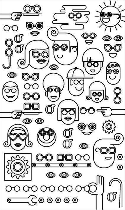 Queremos que formes parte de una de las decisiones importantes de nuestras ópticas. Ayúdanos a elegir el diseño de la Gamuza de tus gafas entre las 2 propuestas que el prestigioso diseñador e ilustrador Sergi Delgado ha creado en exclusiva para Optichic. El diseño que consiga más likes en nuestro facebook, será el que encontrarás en el estuche de tus gafas a partir de septiembre ¡Qué gane el mejor!
