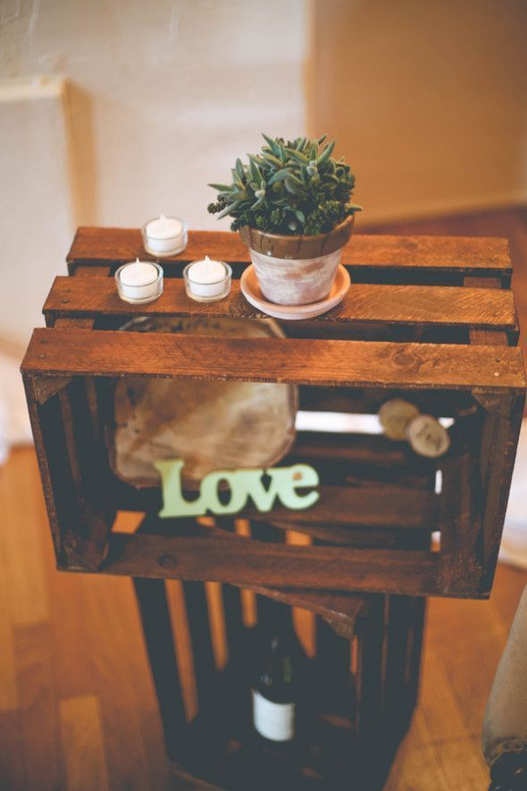 santa barbara rustic wedding - Rustic Decorations
