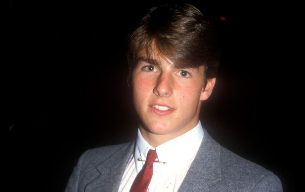 Tom Cruise - met him in early 80's just before Risky Business came out, he was doing research for Legend...