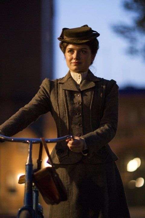 Still of Eve Hewson in The Knick (2014)