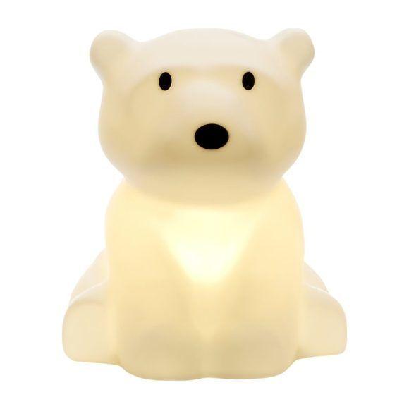 Mr Maria Nanuk Led Lamp White In 2020 Bear Nursery Polar Bear