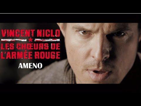 AMENO | VINCENT NICLO & LES CHOEURS DE L'ARMEE ROUGE (clip officiel)
